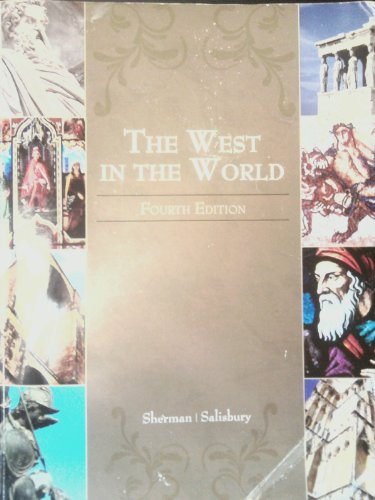 9780077564995: The West in the World