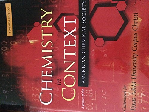 9780077565329: Chemistry in Context