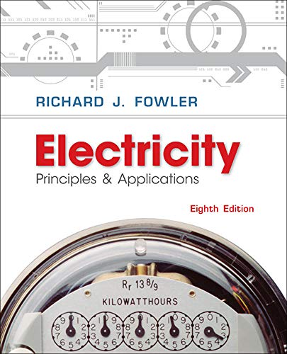 9780077567620: Electricity: Principles & Applications w/ Student Data CD-Rom
