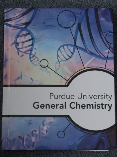 Purdue University General Chemistry: Martin S. Silberberg
