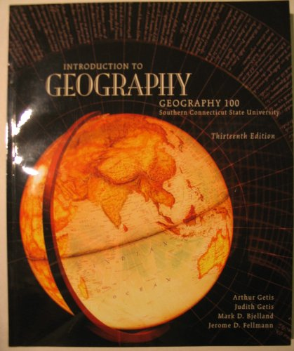 9780077570644: Introduction to Geography