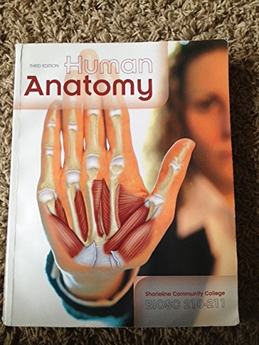 9780077572303: Human Anatomy Third Edition