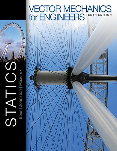 9780077573225: Connect Plus Engineering 1 Semester Access Card for Vector Mechanics for Engineers Statics