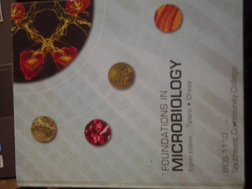 9780077573287: Foundations in Microbiology