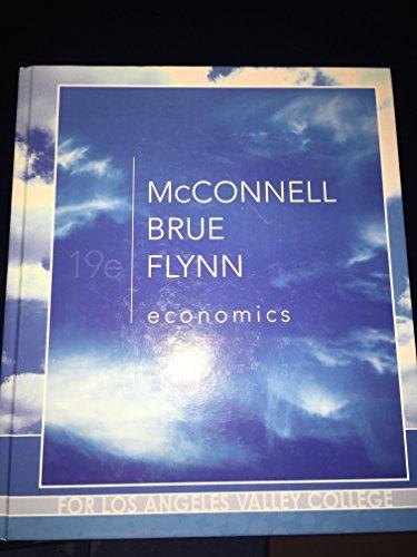9780077573324: ECONOMICS-TEXT ONLY >CUSTOM<