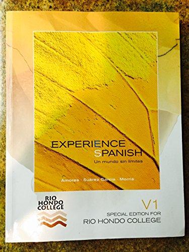 Experience Spanish V1: Special Edition for Rio: Amores; Garcia, Suárez;