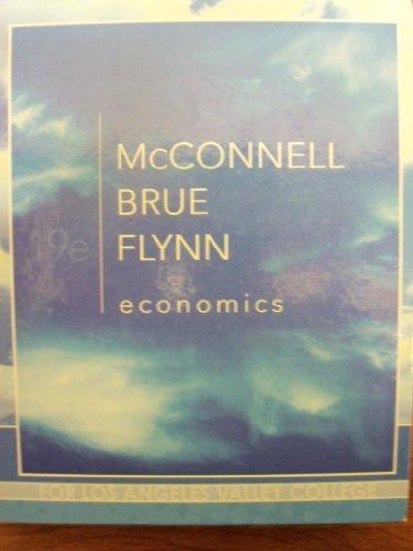 9780077575632: Economics (Custom for L.A. Valley College)