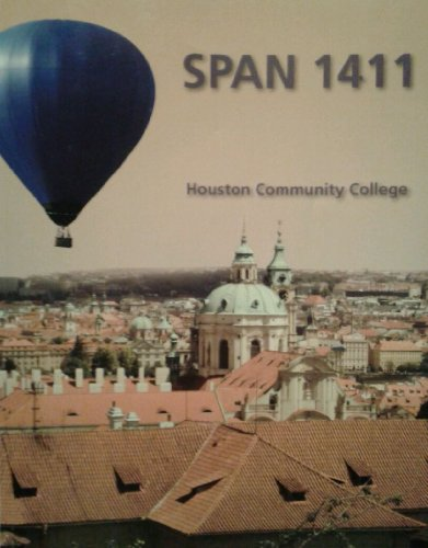 9780077576387: SPAN 1411: Houston Community College