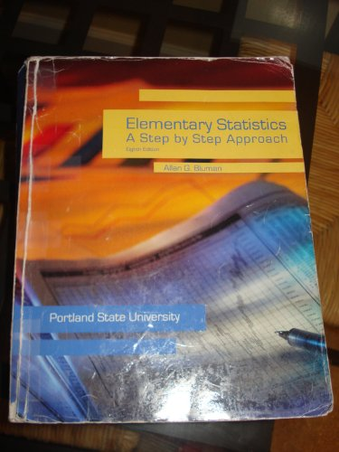 9780077578534: Elementary Statistics a Step By Step Approach