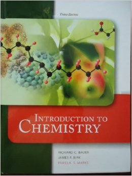 9780077579661: Introduction to Chemistry, 2nd Edition, General Chemistry 11100/11200 Purdue University