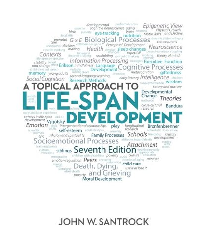 9780077580131: Connect Psychology with Learnsmart Access Card for Santrock - A Topical Approach to Lifespan Development 7e