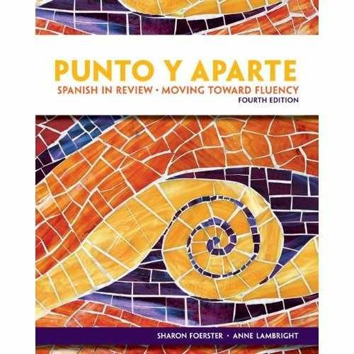 9780077580957: Workbook/Laboratory Manual for Punto Y Aparte [Paperback]