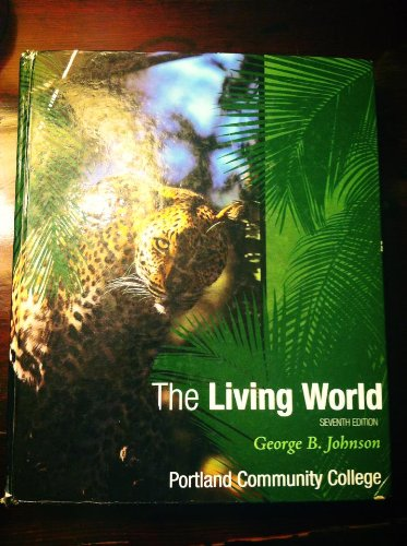 9780077582357: The Living World (Seventh Edition Portland Community College)