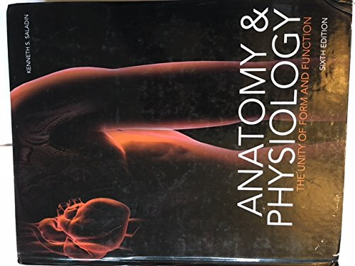 9780077583408: Anatomy and physiology. The unity of form and function sixth edition 6/e