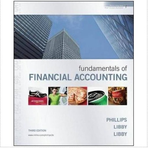 9780077583767: Fundamentals of Financial Accounting (Paperback) (Third Edition)