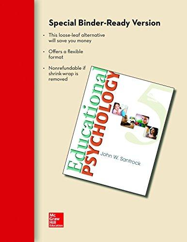 9780077584009: Looseleaf for Educational Psychology