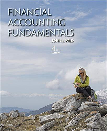 9780077584160: Financial Accounting Fundamentals