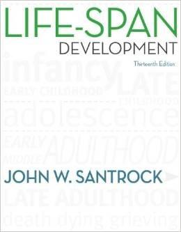 Life-Span Developement: John W. Santrock