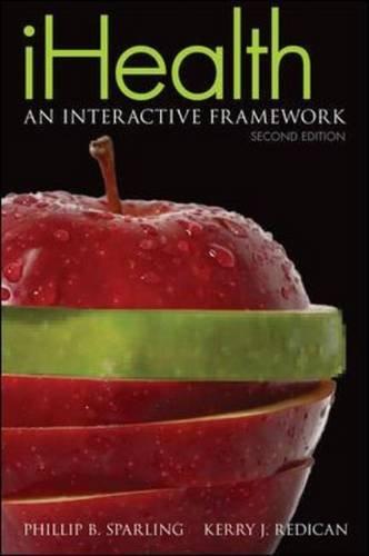 iHealth : An Interactive Framework: Kerry Redican; Phillip