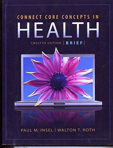 9780077590376: Connect Core Concepts in Health, 12e Brief Version