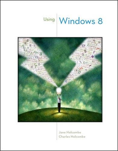 9780077591762: Using Windows 8 (CIT)