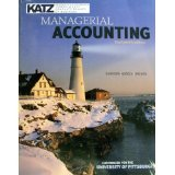 9780077592158: Selected Material from Managerial Accounting (West Chester University)