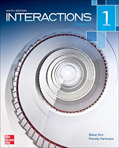 9780077595074: Interactions Level 1 Reading Student Book