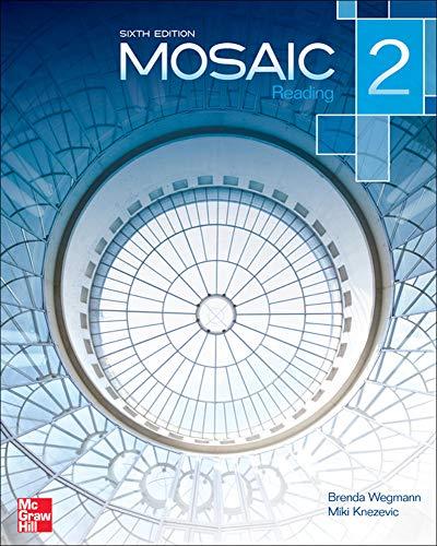 9780077595128: Mosaic Level 2 Reading Student Book