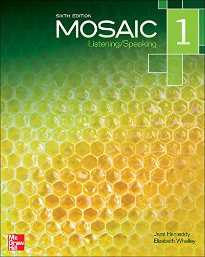9780077595203: Mosaic Level 1 Listening/Speaking Student Book