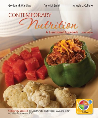9780077597719: Loose Leaf Version for Contemporary Nutrition: A Functional Approach Updated with MyPlate, 2010 Dietary Guidelines and HP 2020