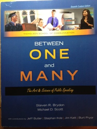 BETWEEN ONE+MANY >CUSTOM<: Brydon, Steven R.;