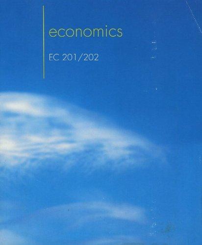 9780077598082: Economics ECON 201/202