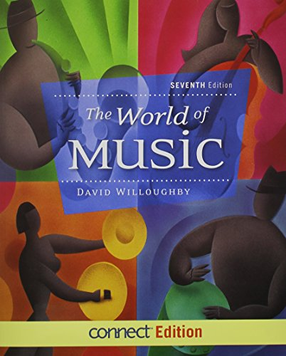 9780077598310: The World of Music Packaged + Connect Plus Access Card