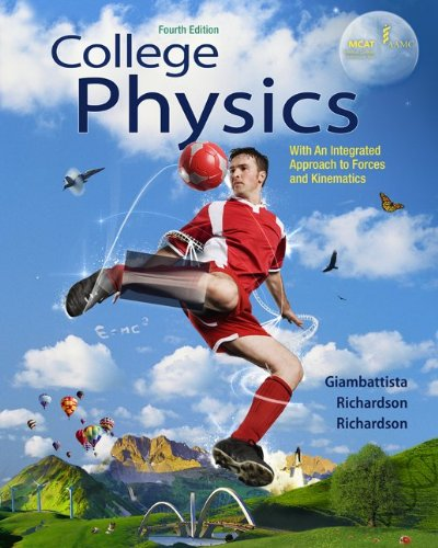 9780077598556: College Physics with ConnectPlus 1 Semester Access Card