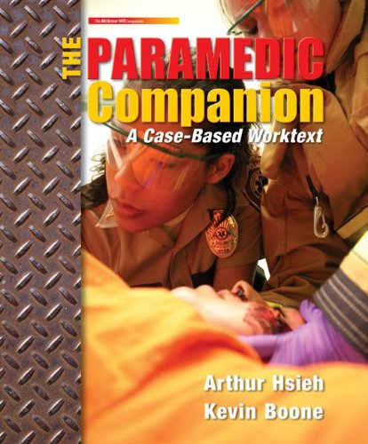 9780077598587: The Paramedic Companion Updated Edition w/Student DVD