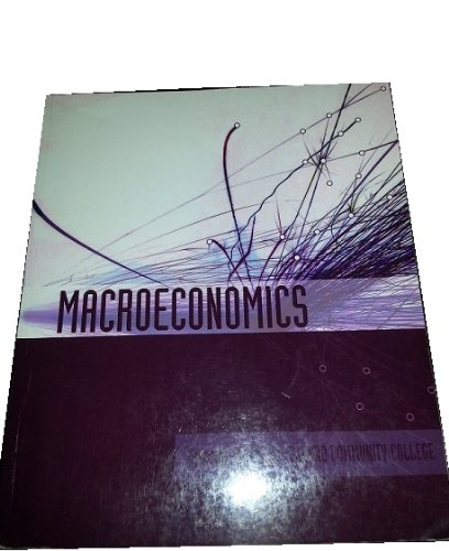 9780077600556: MacroEconomics 19th Edition (Custom for Solano Community College)