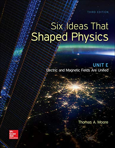 9780077600921: Create Only: Electromagnetic Fields Unit E: Six Ideas That Shaped Physics