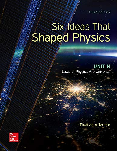 9780077600938: Six Ideas that Shaped Physics: Unit N - Laws of Physics are Universal (WCB Physics)