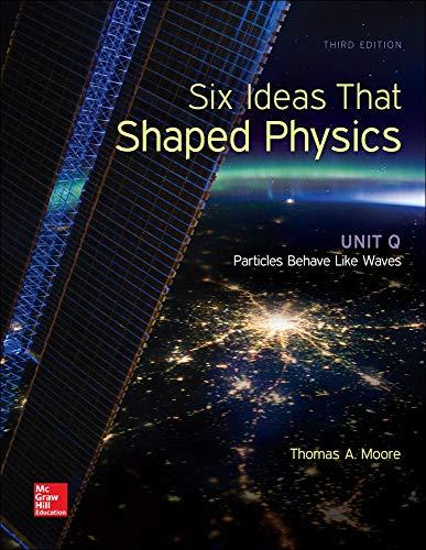 9780077600945: Six Ideas That Shaped Physics: Unit Q - Particles Behave Like Waves (WCB Physics)