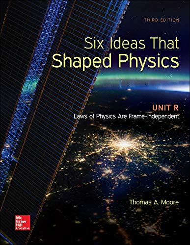 9780077600952: Six Ideas That Shaped Physics: Unit R - Laws of Physics are Frame-Independent