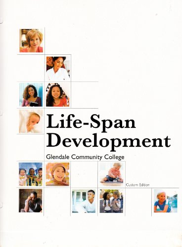9780077604080: Life-span Development (custom edition)