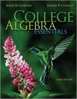 9780077604325: College Algebra Essentials - Special Binder Ready Version