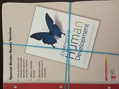 9780077605704: Hardcover:Experience Human Development 12th (Twelveth) Edition