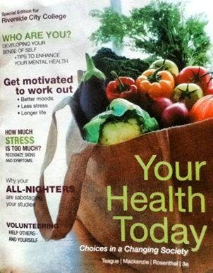 9780077606565: Your Health Today W/Connect Plus (RCC) Version (Your Health Today Choices in a Changing Society)