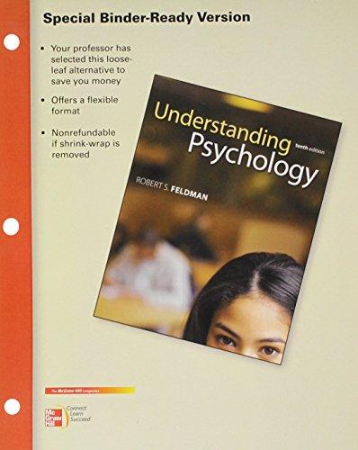 9780077606725: Looseleaf for Understanding Psychology