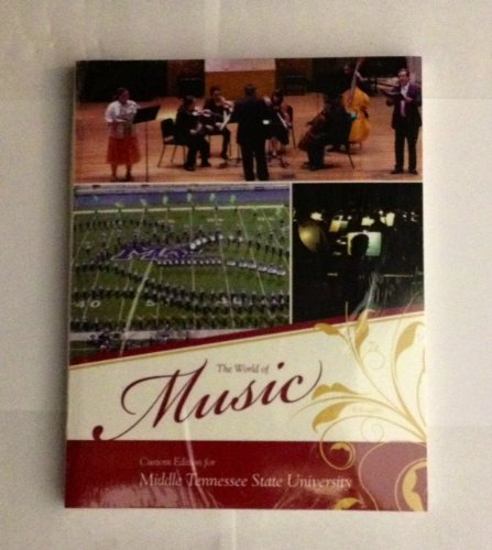 9780077606855: The World of Music