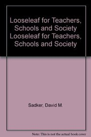 9780077606923: Looseleaf for Teachers, Schools and Society