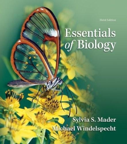 9780077607104: Essentials of Biology (Unused Connect Plus Access Code Included)