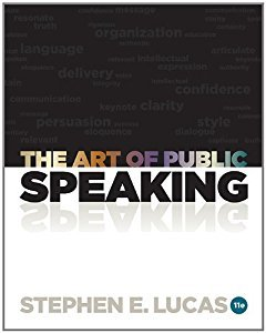 9780077608170: The Art Of Public Speaking