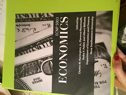 9780077611781: Economics 19e. Without Connect (Economics 19 Edition - Nova Southeastern University)